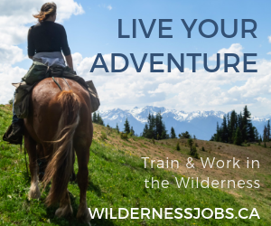 Wilderness Jobs Ad